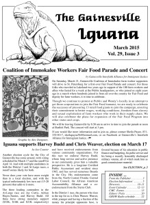 march 15 iguana cover