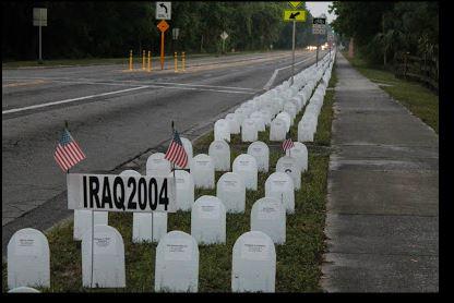 Veterans For Peace Memorial Mile >> Memorial Mile The Gainesville Iguana