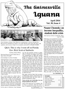 April 2016 Iguana cover